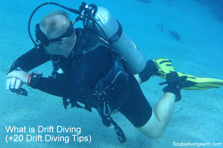 What is Drift Diving 20 Drift Diving Tips