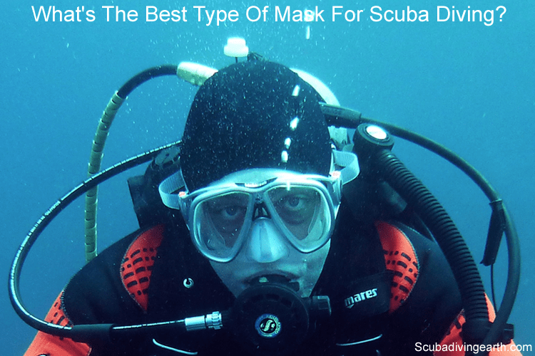 What is the best mask for scuba diving
