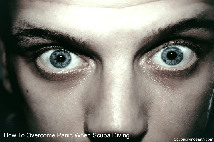 How to overcome panic when scuba diving tips that help
