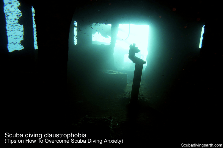 Scuba diving claustrophobia - Tips on How To Overcome Scuba Diving Anxiety