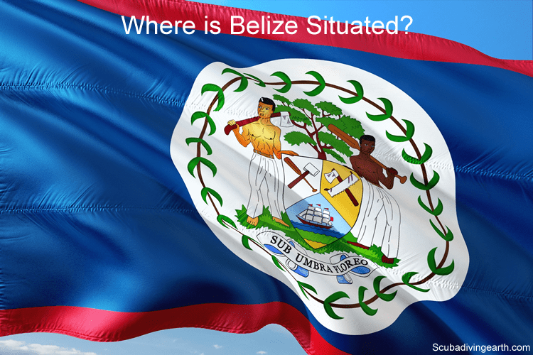 Where is Belize situated in the world