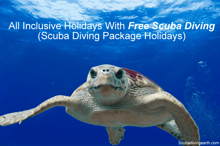 All Inclusive Holidays With Free Scuba Diving - Scuba Diving Package Holidays