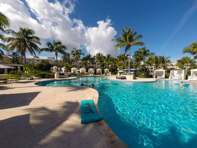 All inclusive resorts with scuba diving included Bahamas - Sandals Emeralds Bay