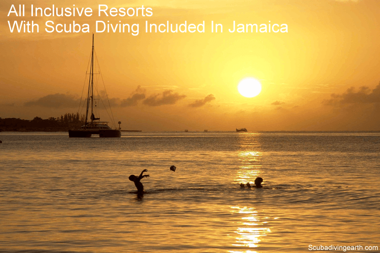 All inclusive resorts with scuba diving included in Jamaica