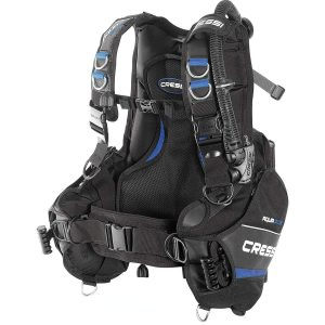 Cressi Aquaride Pro BCD Fully Accessorized Scuba Diving Buoyancy Compensator