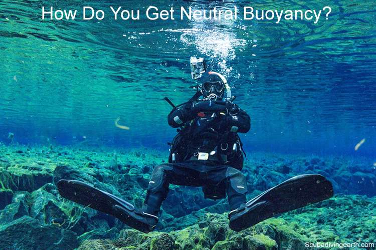 How do you get neutral buoyancy