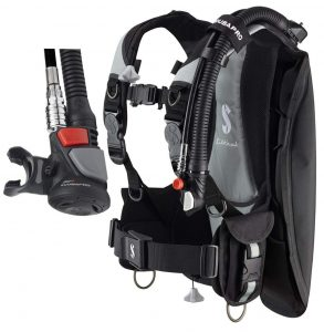 Scubapro Litehawk BC with Air 2 Alternate Air Aource Inflator 5th Gen