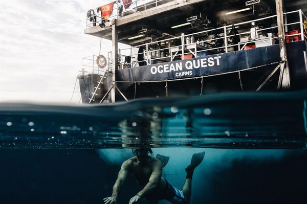 Australia Ocean Quest scuba diving review
