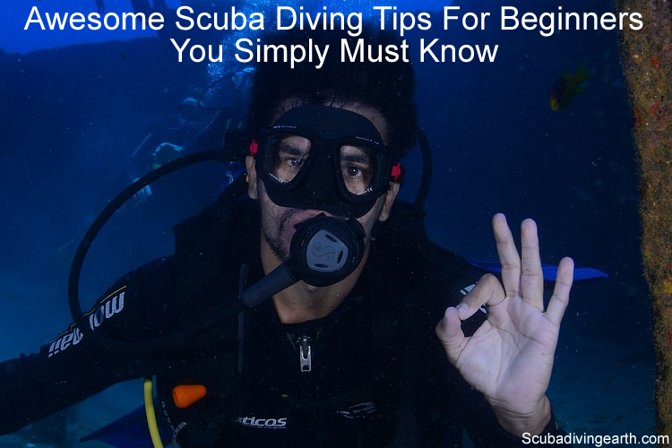 Awesome Scuba Diving Tips For Beginners You Simply Must Know - how to scuba dive for beginners large