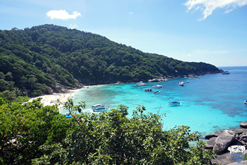 Book a 3 day liveaboard Similan Islands Thailand