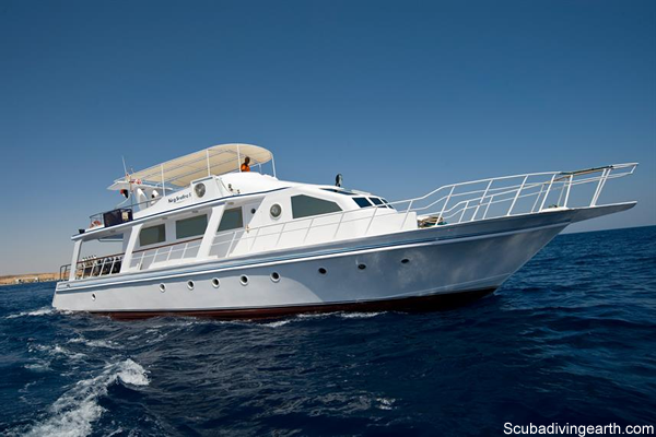 Book a 4 day liveaboard Red Sea Egypt - King Snefro 5 Egypt Liveaboard