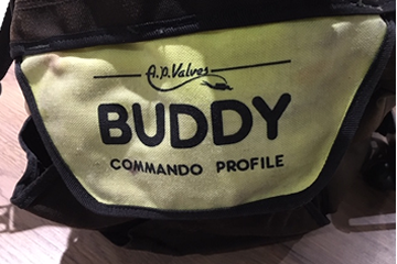 Buddy commando BCD review (Nearly 30 years without failure)