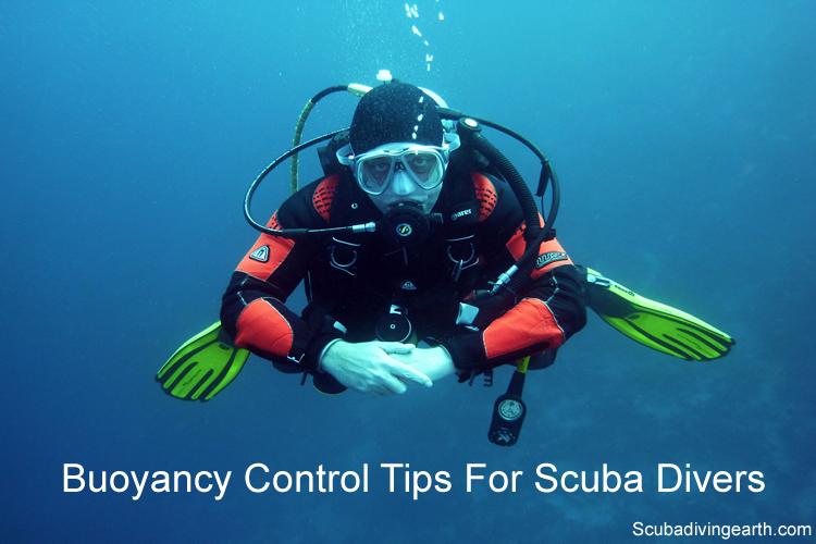Buoyancy control tips for beginner scuba divers large