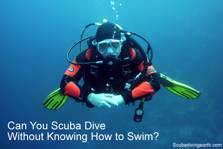 Can you scuba dive without knowing how to swim
