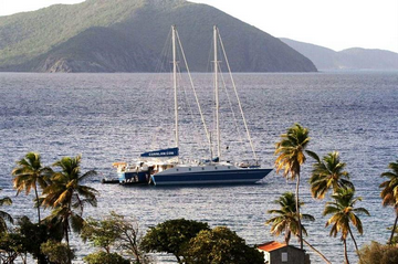 The Only Caribbean Catamaran Scuba Diving Liveaboards