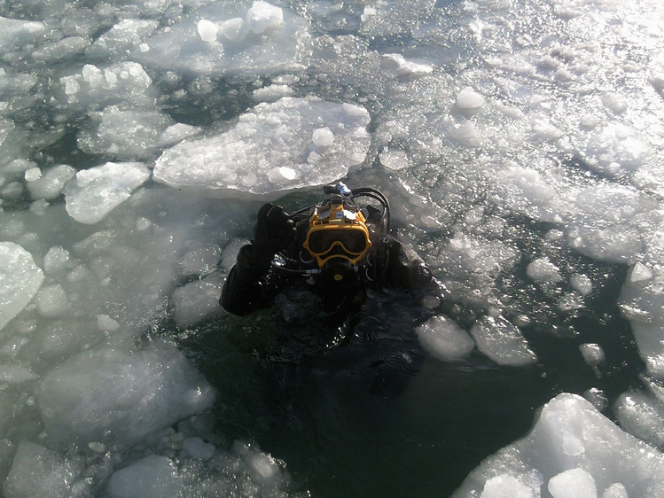 Drysuit or BCD For Buoyancy Control tech diving