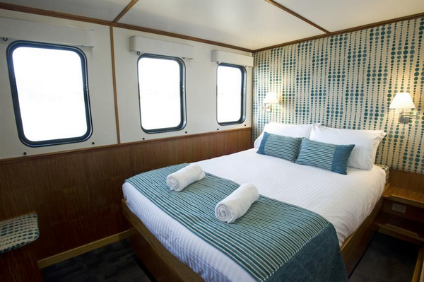 Features of Australia Spirit of Freedom cabin and deck