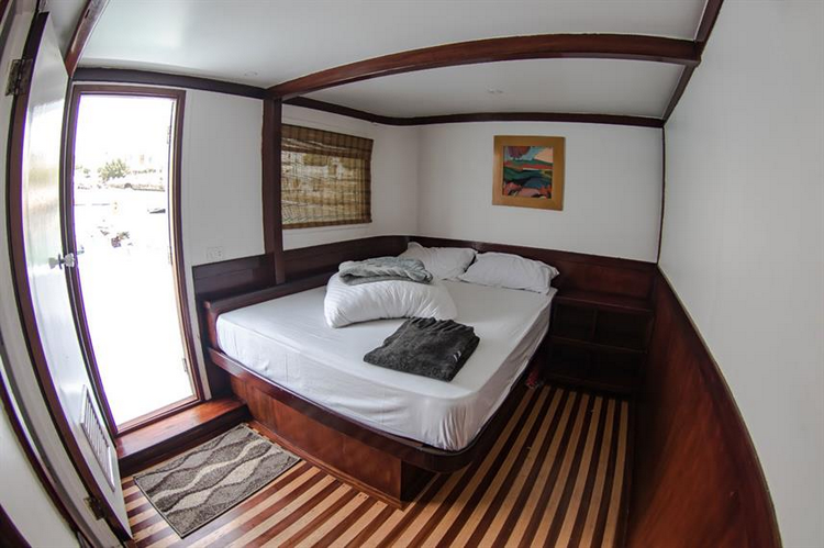 Features of the Red Tala liveaboard