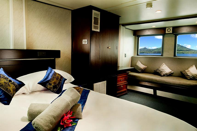 Features of the Truk Master liveaboard