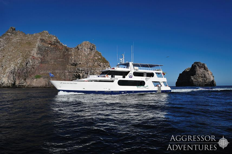 Galapagos Aggressor III Liveaboard Review