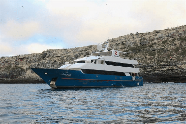 Galapagos Calipso Liveaboard discount code