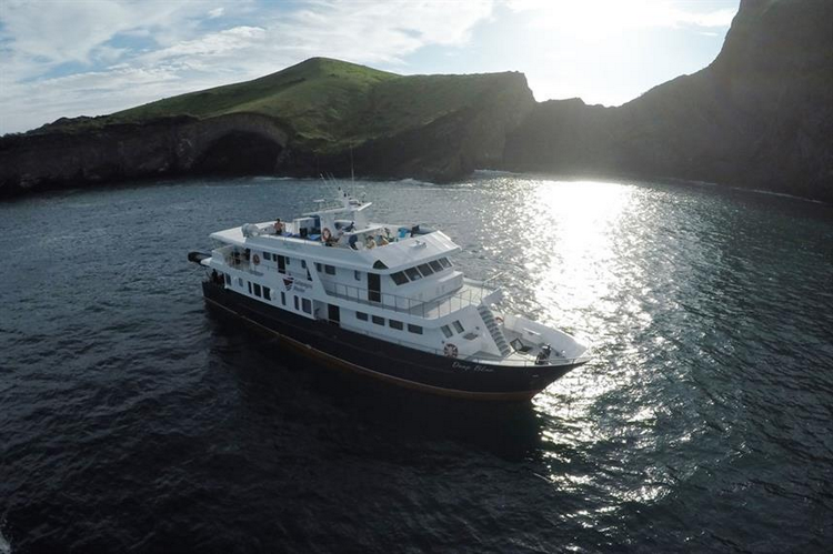 Galapagos Master Liveaboard review
