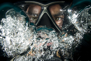 How does a diver feel when narked? (Is it Euphoric, Terrors or Crazy?)