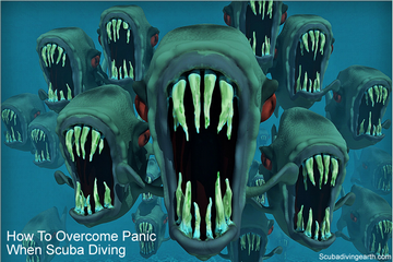 How To Overcome Panic When Scuba Diving (Tips To Prevent Panic Attacks)