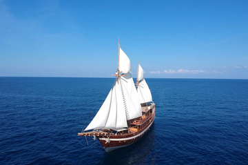 Indonesia Coralia liveaboard review