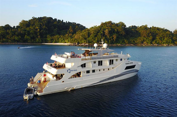 Indonesia Gaia Love liveaboard review small