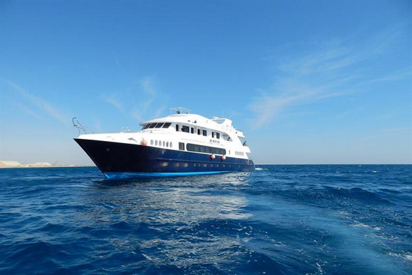 JP Marine Liveaboard, Red Sea Egypt - with two single berth cabins