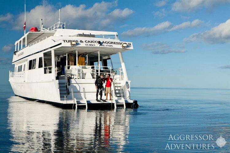 Key features of budget friendly Turks and Caicos Aggressor II Liveaboard