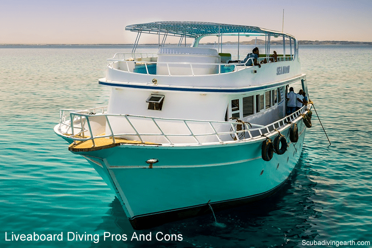 Liveaboard Diving Pros And Cons