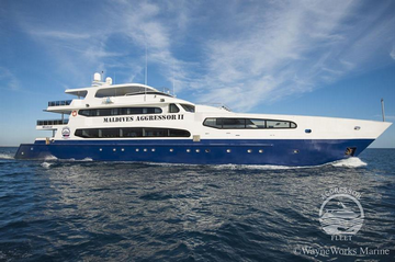 Maldives Aggressor II liveaboard review small - Maldives liveaboard diving for beginners