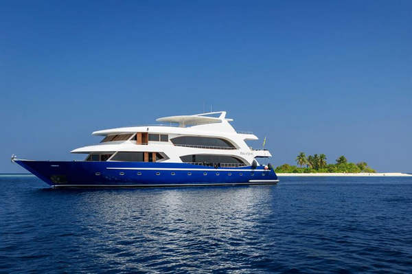 Maldives Duke of York scuba diving review