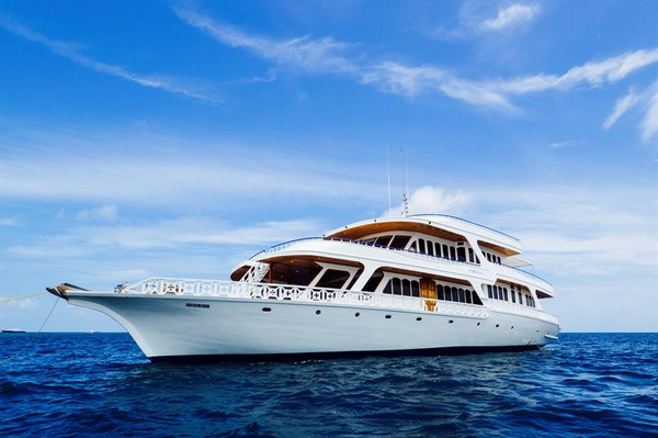 Maldives Eco Blue liveaboard review