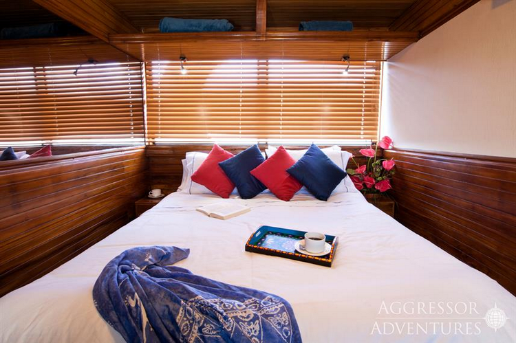 Pros of the Galapagos Aggressor III Liveaboard