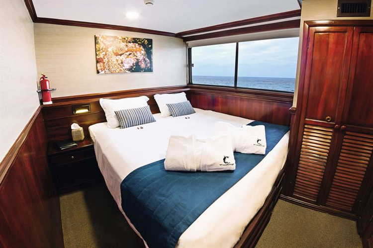 Pros of the MV Galapagos Sky Liveaboard