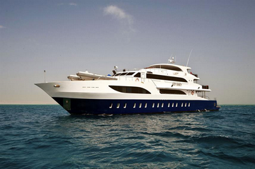 Red Sea MY Odyssey Liveaboard Review: Luxury Rating 48