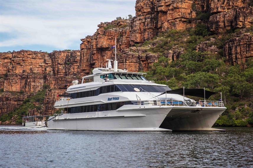 Australia Reef Prince liveaboard review