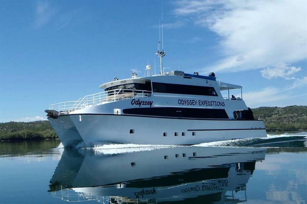 Review of the MV Odyssey Liveaboard - Rowley Shoals Liveaboard