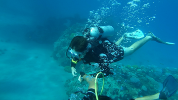 Scuba Diving Depths For Kids: can 5 to 16 years olds learn to dive?