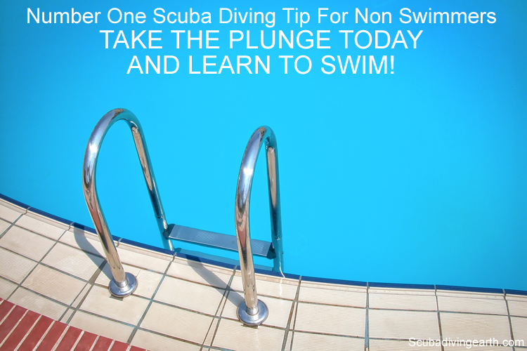 Scuba Diving Tips For Non Swimmers