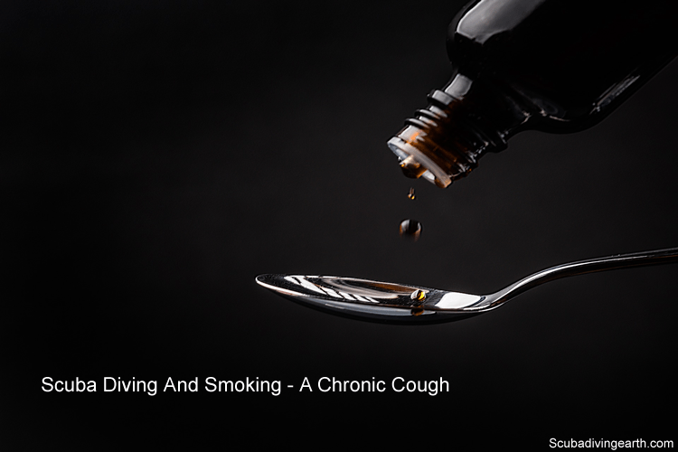 Scuba diving and smoking - A Chronic cough
