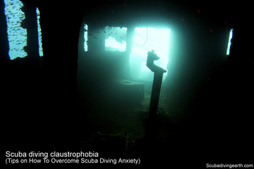 Scuba Diving Claustrophobia (12 Tips on How To Overcome Scuba Diving Anxiety)