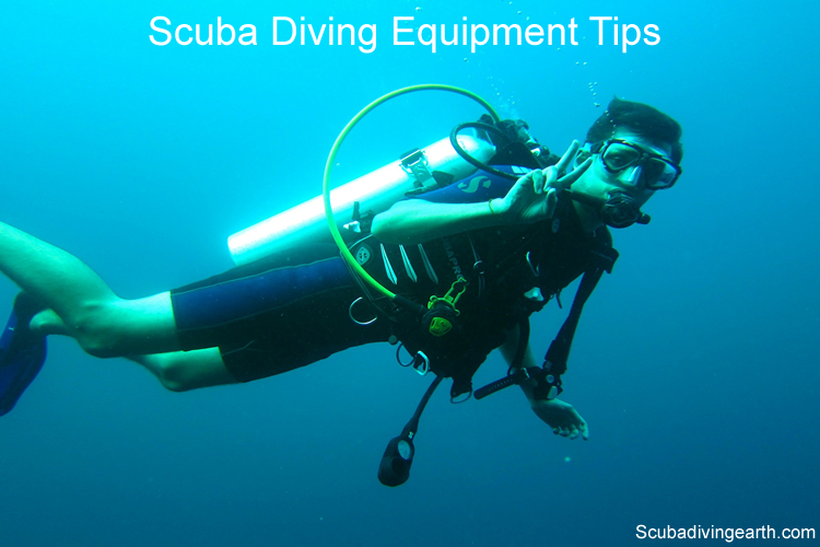 Scuba diving equipment tips for beginners large