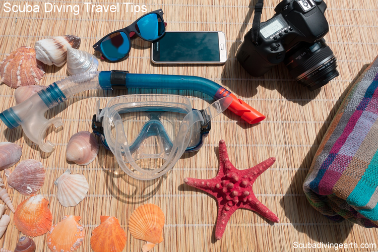 Scuba diving travel tips for beginners large