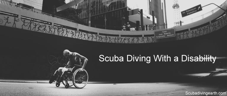 Scuba diving with disabilities