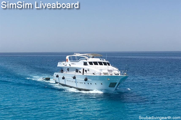 SimSim Liveaboard - a liveaboard for as little as 4 days