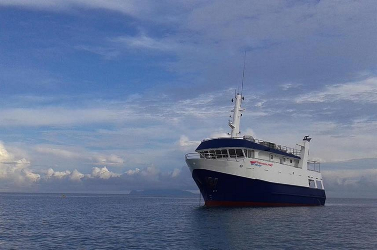 Solomons PNG Master, Solomon Island Liveaboard rated 9.2 out of 10, 4.5 stars out of 5 and Superb